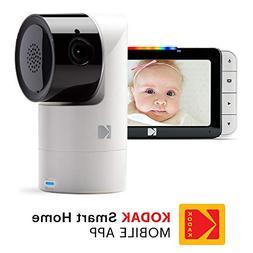 "KODAK Cherish C525 Video Baby Monitor with Mobile App - 5"" H"