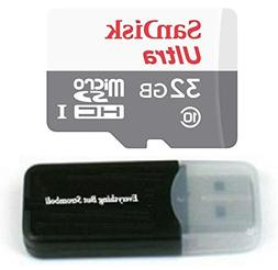 32GB 32G Class 10 Sandisk Micro SDXC Ultra MicroSD TF Flash