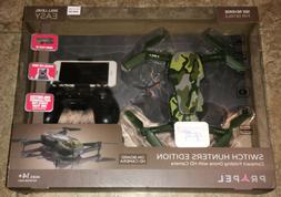 Propel Compact Folding Drone with HD Camera Camo Switch Hunt