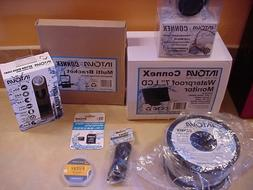 Intova Connex Underwater Camera Bundle, Lot of 7