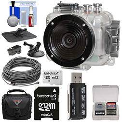 Intova Connex HD Waterproof Video Action Camera Camcorder wi
