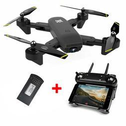 Cooligg S169 Drone Selfie FPV WIFI HD Camera Foldable Aircra