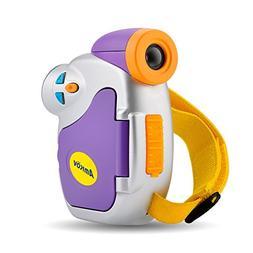 AMKOV 1.5 Inch Kids Creative Camera with Flash LED Display 5