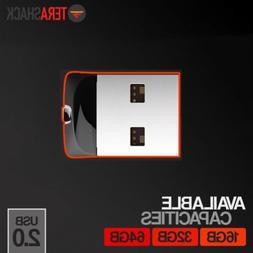 SanDisk Cruzer Fit 8GB 16GB 32GB 64GB Flash Drive USB 2.0 Th