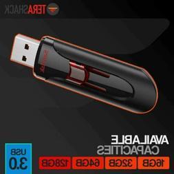 SanDisk Cruzer Glide 16GB 32GB 64GB 128GB Flash Drive USB 3.