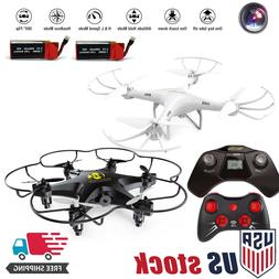 Cheerwing CW4 CW6 2.4G 6-Axis RC Quadcopter Drone with HD Ca