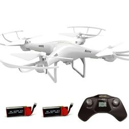 Cheerwing CW4 Explorers RC Quadcopter Drone w/ HD Camera + E