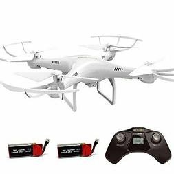Cheerwing CW4 RC Drone with 720P HD Camera 2.4Ghz RC Quadcop