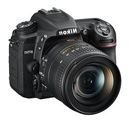 Nikon D7500 20.9MP DSLR Camera with AF-S DX NIKKOR 16-80mm f