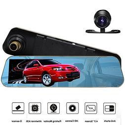 4.3 inch Full HD 1080P Dash Cam | Car Video Camera | driving