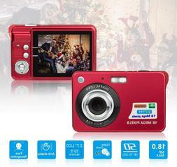 Digital Camera HD Mini Point & Shoot Digital Cameras