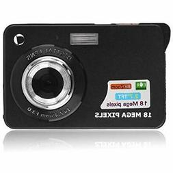"Digital Point & Shoot Cameras Camera, 2.7"" Mini Video HD For"