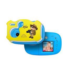 Kids Digital Camera ,AMKOV 1.44 inch HD Display Camera Cam