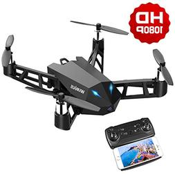 WiMiUS DR10 WiFi PFV Drone with 1080P HD Camera Live Video R