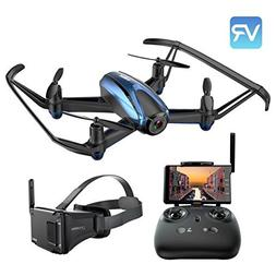 Drone with VR Glasses, Potensic Quadcopter With 720P HD Live