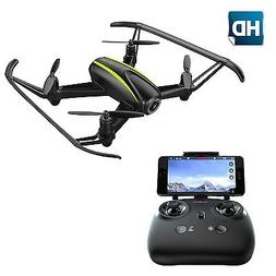 Potensic U36WH Drone with Camera, RC Quadcopter with 720P HD