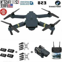 Drone E58 pro 2.4G Selfi WIFI FPV 2.0MP 720P HD Camera Folda