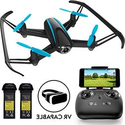 Force1 Drones with Camera for Adults or Kids - U34W WiFi FPV