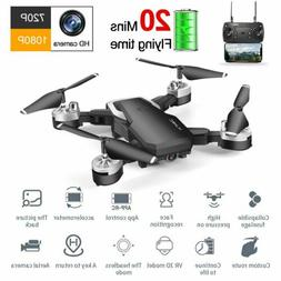 Drone x pro 1080P HD Camera Wifi APP FPV Foldable Wide-Angle
