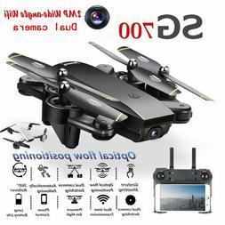 Drone x pro 2.4G Selfi WIFI FPV With 1080P HD Camera Foldabl