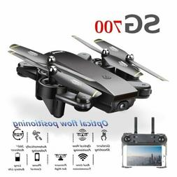 Drone X Pro 2.4G Selfi WIFI FPV With 1080P HD Camera Foldabl