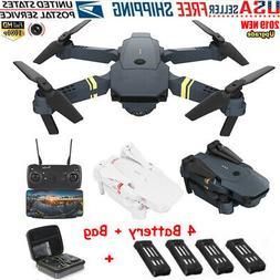 Drone x pro 2.4G WIFI FPV 1080P HD Camera Foldable RC Quadco