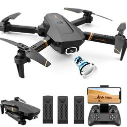 Drone X Pro 5G Selfi Wifi FPV GPS 1080P HD Camera Foldable 6