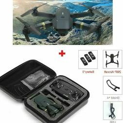 Drone X PRO Quadcopter with CASE Mavic Pro Selfie HD Camera