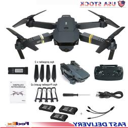 Drone X Pro WIFI FPV 1080P HD Camera 3Batteries Foldable Sel