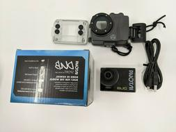 Intova Dub Waterproof Hi-Res 8MP/1080P Photo & Video Action