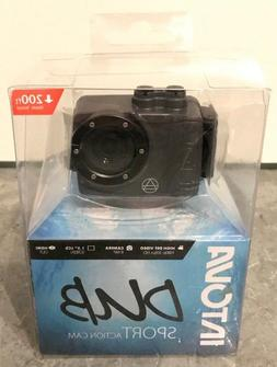 Intova DUB Waterproof Hi-Res 8MP/1080p Photo and Video Actio