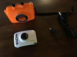 Intova Duo Sport Action Waterproof 720p HD Video Camera Oran