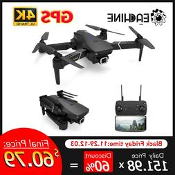 Eachine E520S GPS FOLLOW ME WIFI FPV Quadcopter With 4K/1080