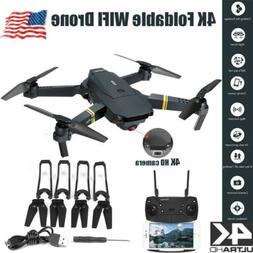 Eachine E58 Drone Pro Drone WIFI w/1080 Ultra HD Camera Quad