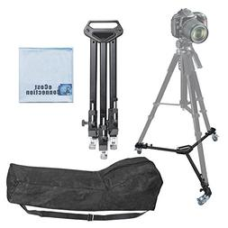 Elite Series Professional Universal Tripod Dolly w/One Step
