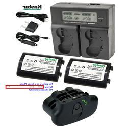 Kastar EN-EL4 Battery Fast Charger for Nikon D2Z D2H D2Hs D2