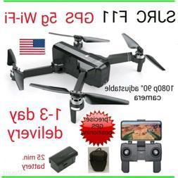 SJRC F11 GPS 5G  WiFi FPV 1080P HD Camera  Brushless RC Dron