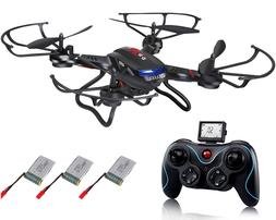 f181c rc drone hd camera video helicopter