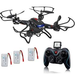 Holy Stone F181C RC Drone with 720P HD Camera 2.4GHz Headles