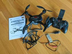 Holy Stone F181W 1080P WiFi FPV Drone with Wide-Angle HD Cam
