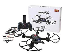 Holy Stone F181W RC Quadcopter Drone with 720P Wide-Angle HD