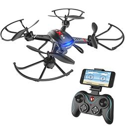 Holy Stone F181W WiFi FPV Drone with 720P Wide-Angle HD Came