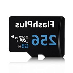 FlashPlus Micro SD SDXC TF Memory Card High Speed Class 10 W