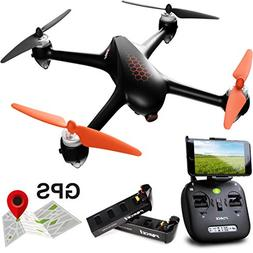 Follow Me Drones with Camera and GPS- MJX Bugs 2 Hex 1080P S