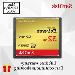 <font><b>SanDisk</b></font> Extreme Memory card 16GB 32GB 64