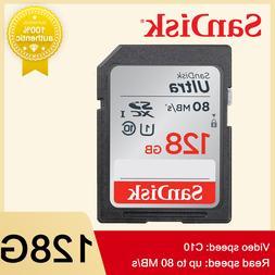 <font><b>SanDisk</b></font> Memory Card 16GB Class10 64GB 12
