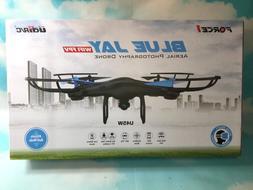 Force1 U45W Blue Jay FPV Quadcopter HD Camera Altitude Hold