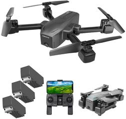 Cooligg FPV Wifi GPS Drone With HD Camera Aircraft Foldable