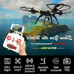 2020 X8W/X5C-1 Explorers 2.4Ghz 4CH RC Quadcopter Drone with