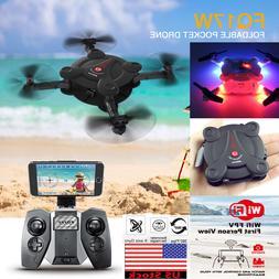 FQ777 FQ17W WiFi FPV 6Axis GYRO Pocket Mini RC Quadcopter Dr